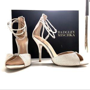 NEW IN BOX Badgley Mischka Heels